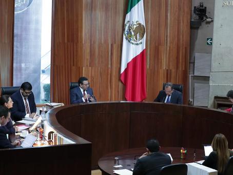Mantiene Tribunal Federal Electoral candidatura de Miguel Barbosa en Puebla