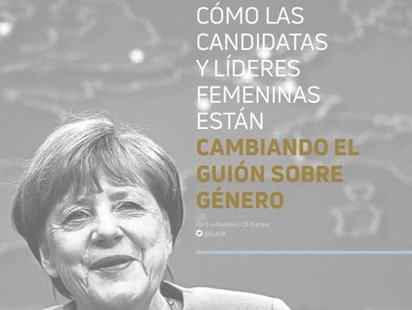 Cómo las candidatas y líderes femeninas están cambiando el guión sobre género