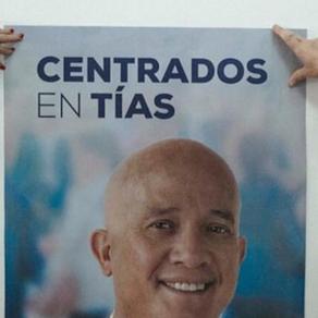 """""""El Trabuco que tú quieres"""" o """"Centrados en Tías"""", algunos de los mejores carteles para el #26M"""