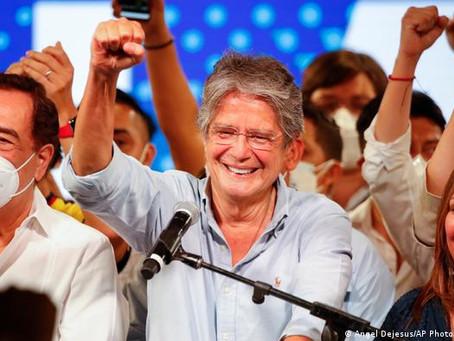 Los estrategas detrás del triunfo de Guillermo Lasso en Ecuador