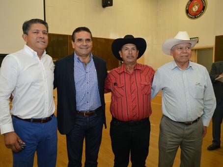 Michoacán necesita de ustedes; Silvano Aureoles a migrantes