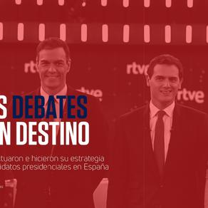 Dos debates y un destino