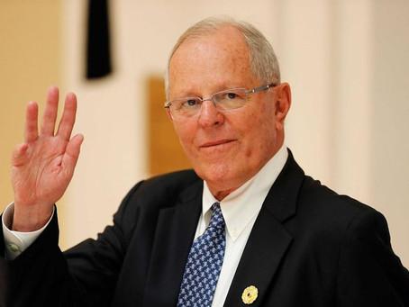 Renuncia PPK a presidencia de Peru, tras este video