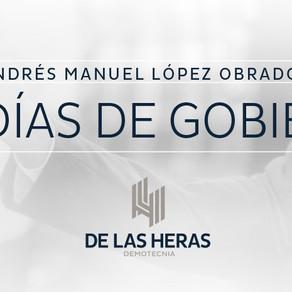 Andrés Manuel López Obrador 100 Días de Gobierno
