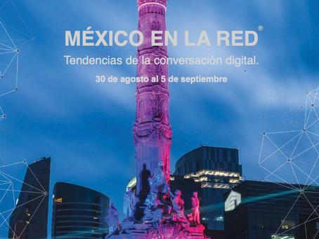 MÉXICO Y AMLO EN LA RED. 30 de agosto-05 de septiembre 2020