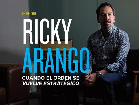 RICKY ARANGO CUANDO EL ORDEN SE VUELVE ESTRATÉGICO