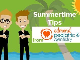 Three Kid-Friendly Summer Tips as We Tip Closer to The Sun!