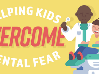 Helping Your Kids Overcome Their Fear of the Dentist