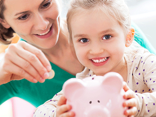 Teaching Young Children Healthy Spending Habits