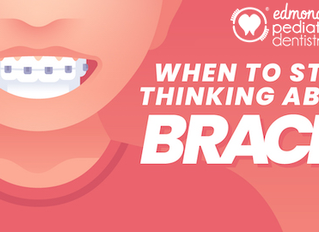 When to Start Thinking About Braces