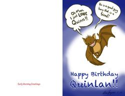 quinns birthday