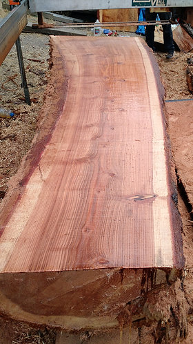 Redwood slabs - longer
