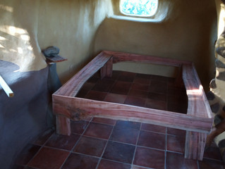 Eucalyptus Bed: One Day Project