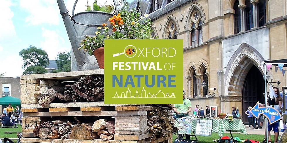 Wild Fair! Oxford Festival of Nature