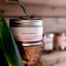 Littlemore Candle Company Tins