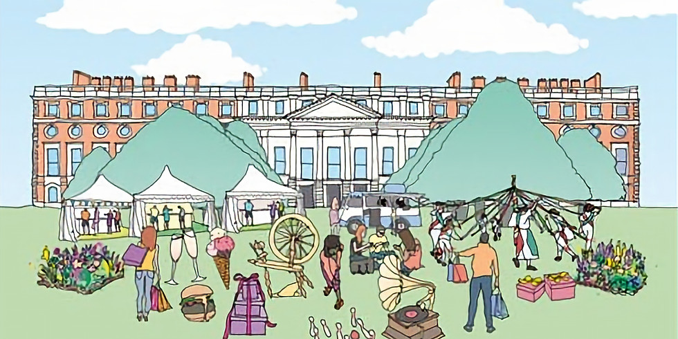 Hampton Court Artisan Festival