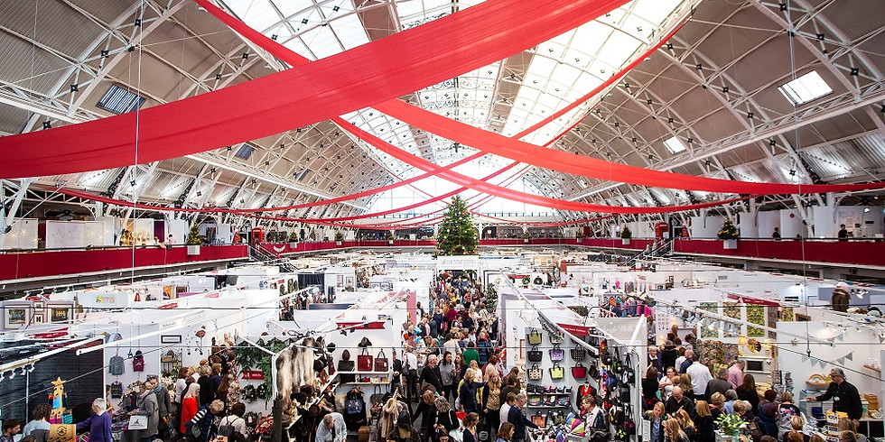 At Home With Country Living - Christmas Fair