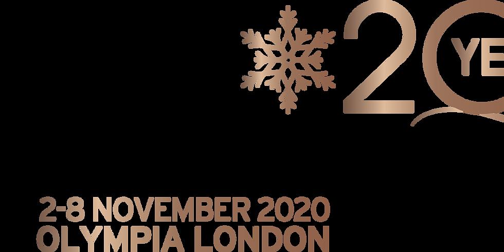 House at Spirit of Christmas Fair 2020