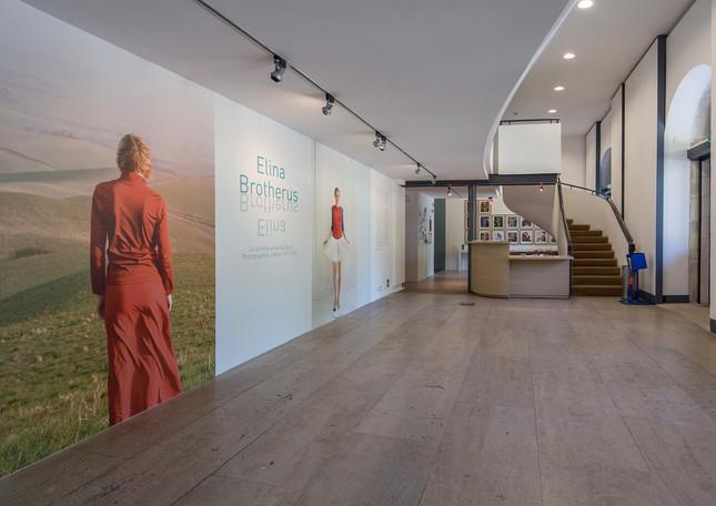 Pavillon Populaire - Elina Brotherus