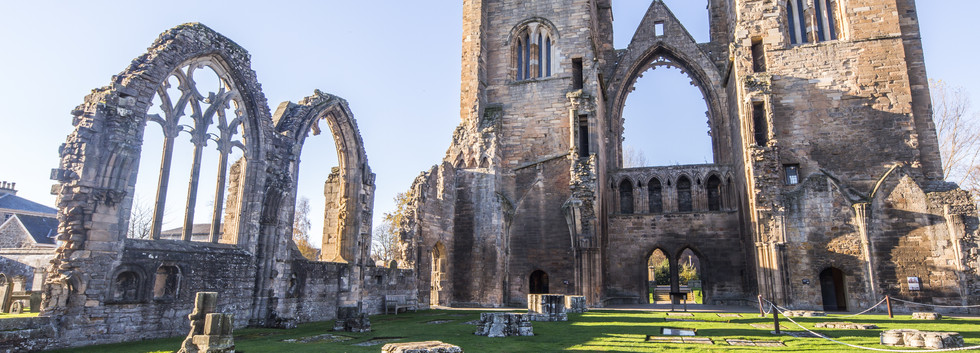 Ecosse_Elgin Cathedral