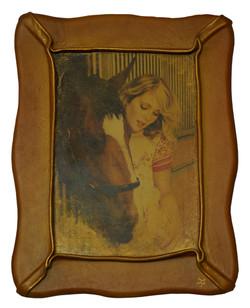 Bőrpoertré - egyedi fotóból