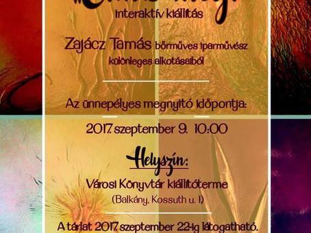 Kiállítás Balkányban
