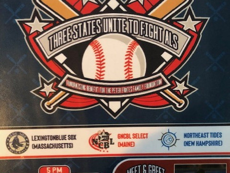 GNCBL 2021 All Star Game and ALS Benefit Baseball Event