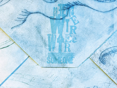 SOMEONE EDITIONS presents someone:water