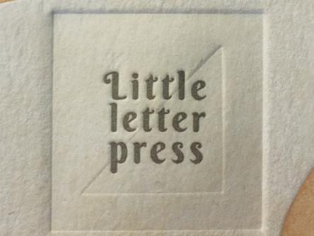 Little Letterpresss #1 Launch Event Review