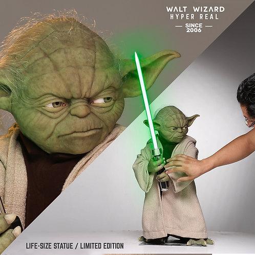 Hyper Real Yoda Lifesize PRE-ORDER