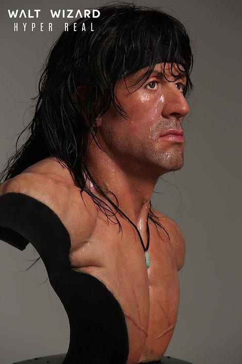 Rambo III Lifesize bust
