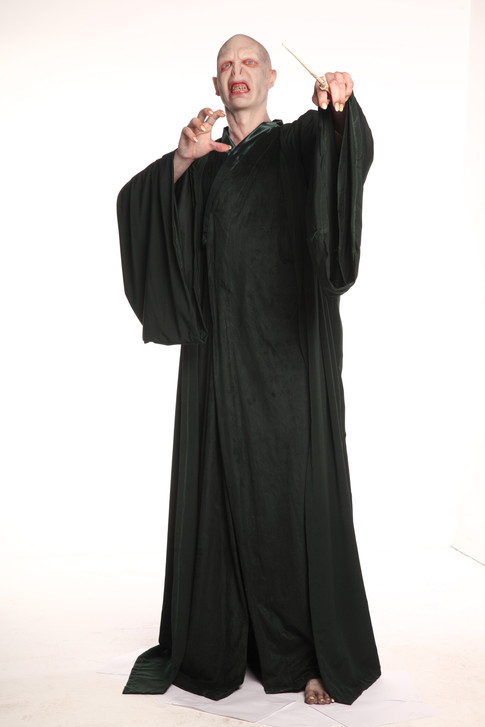 Voldemort lifesize not wax