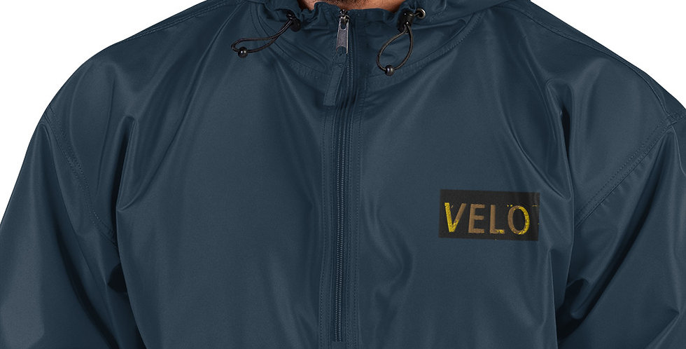 Velo Man Champion Packable Jacket