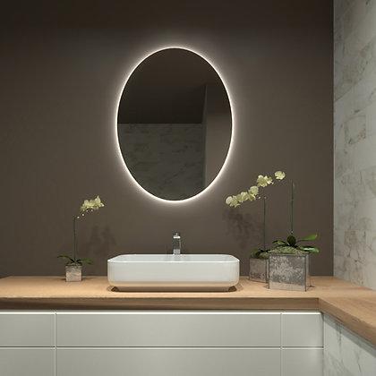 Зеркало с внешней подсветкой 01-00247
