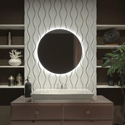 Зеркало с внешней подсветкой  01-00246