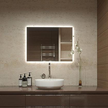 Зеркало с внешней подсветкой 01-00244