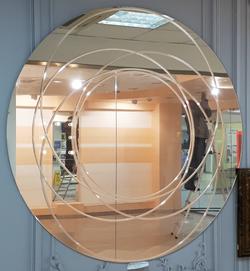 Зеркало круглые