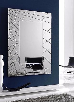 Зеркало с гравировкой 01-00261