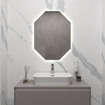 Зеркало с внешней подсветкой 01-00249