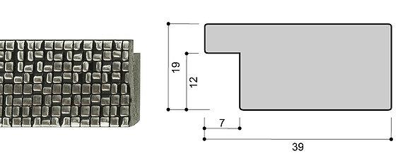 Багет П-522-02