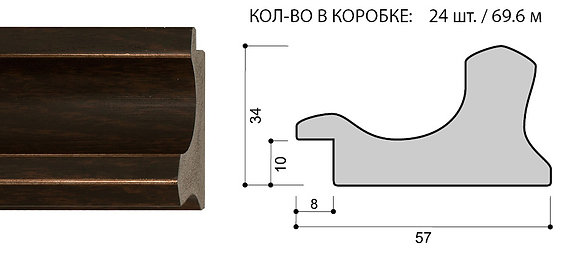 Багет П-502-01