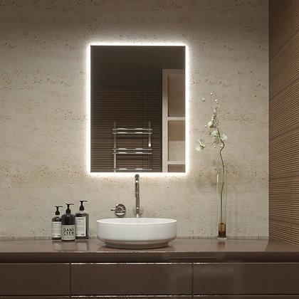 Зеркало с внешней подсветкой 01-00245