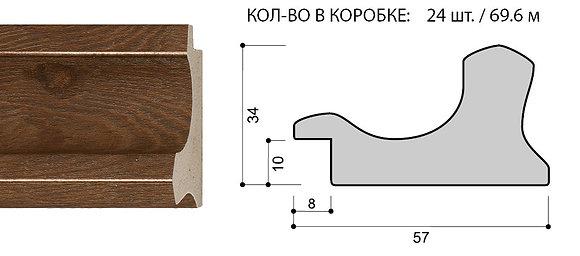 Багет П-502-02