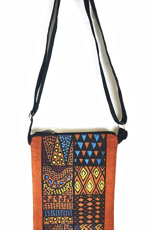 Emb Crossbag L