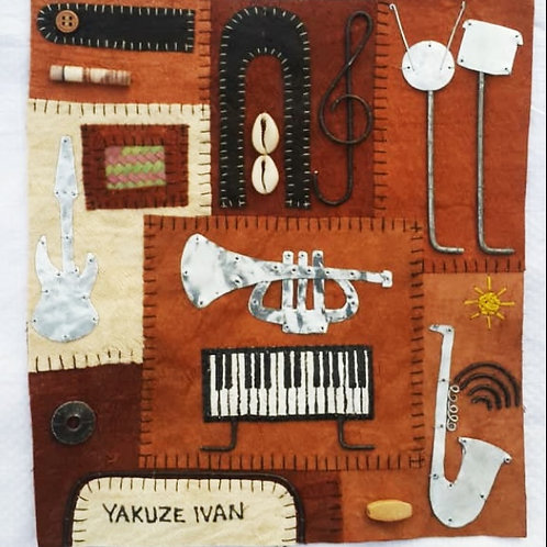 Yakuze Art