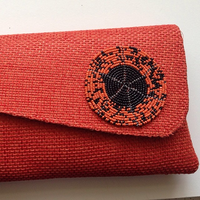 African Clutch made in Kenya
