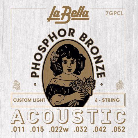 7GPCL Phosphor Bronze – Custom Light