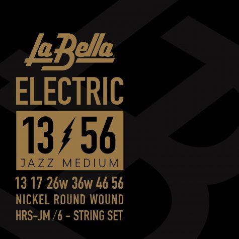 HRS-JM Electric Guitar – Jazz Medium 13-56