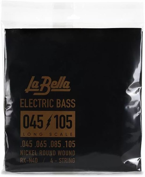 La Bella Electric Bass strings 045-105 4 strings