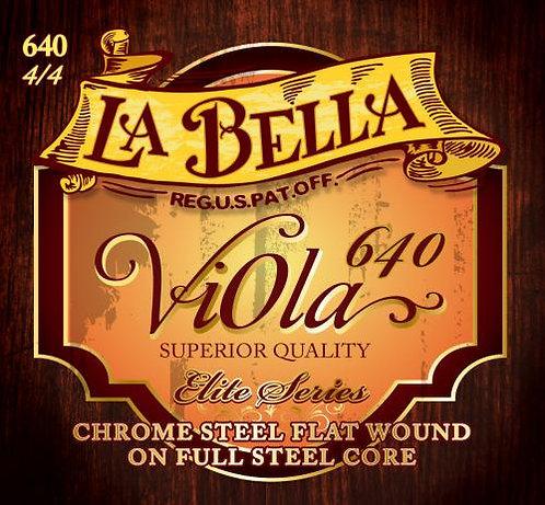 La Bella Viola 640 strings (4 strings)